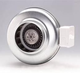 Fémházas csőventilátor NA 250
