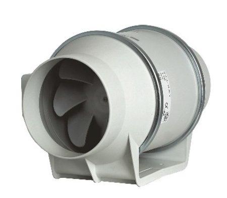 Műanyagházas kétfokozatú csőventilátor NA 315