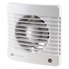Fali nagynyomású elszívó ventilátor NA 125, 188m3/h