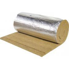 20mm-es alukasírozott kőzetgyapothőszigetelőanyag  12m2 kiszerelésben
